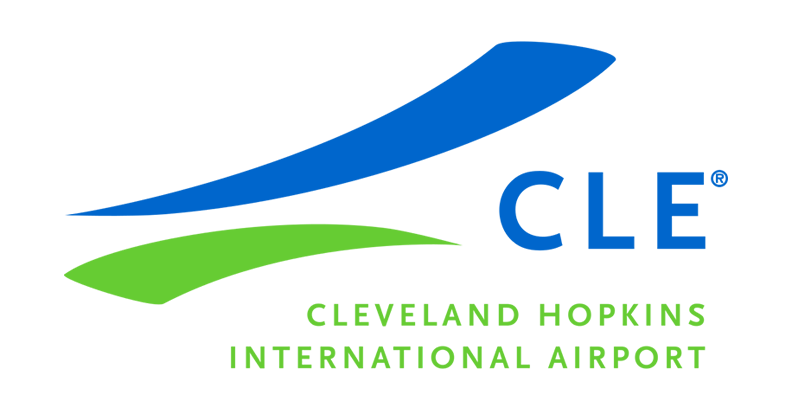 cle airport logo